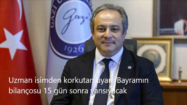 Bilim Kurulu Üyesi Prof. Dr. Mustafa Necmi İlhan'dankorkutan uyarı!