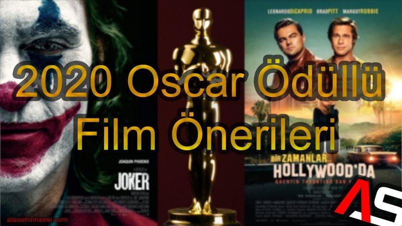 2020 Oscar ödüllü film önerileri