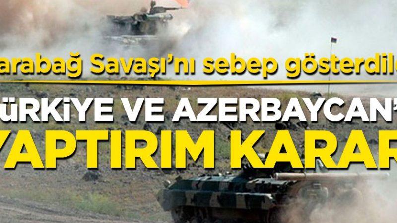Hollanda'dan Türkiye ve Azerbaycan'a Karabağ yaptırım kararı